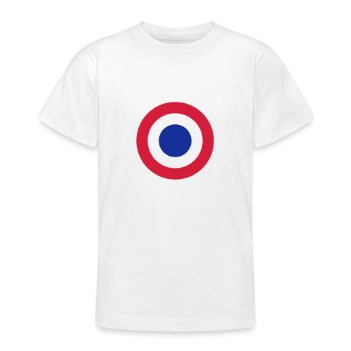 FFI Logo 2 manche - T-shirt Ado