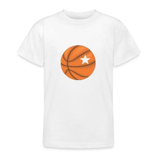 Basketball Star - Teenager T-shirt