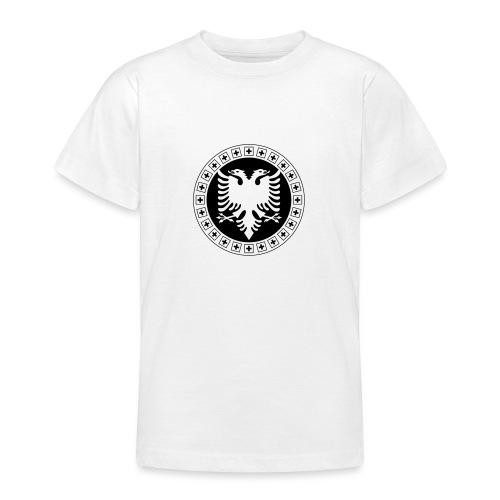 Albanien Schweiz Shirt - Teenager T-Shirt