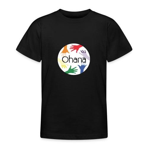 Ohana heißt Familie - Teenager T-Shirt