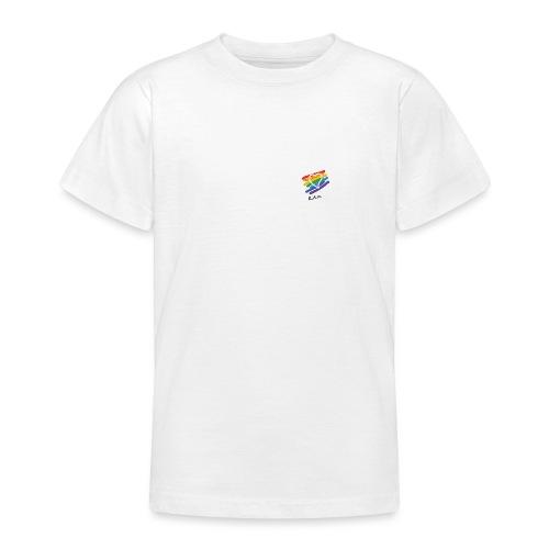 Rita color - Camiseta adolescente