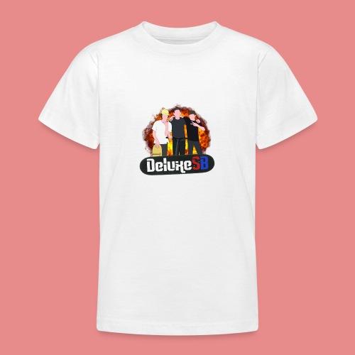 DeluxeSB Logo - Teenager T-shirt