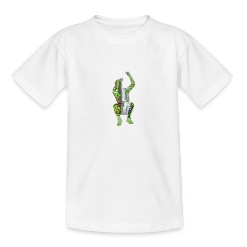 Jump into Adventure - Teenager T-Shirt