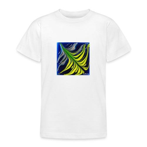TIAN GREEN Mosaik DK037 - Hoffnung - Teenager T-Shirt