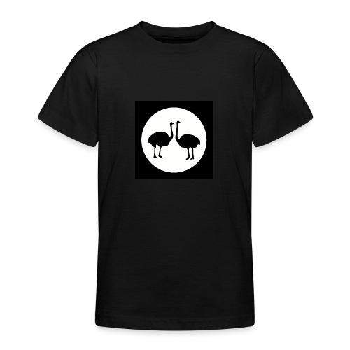 Strauß - Teenager T-Shirt