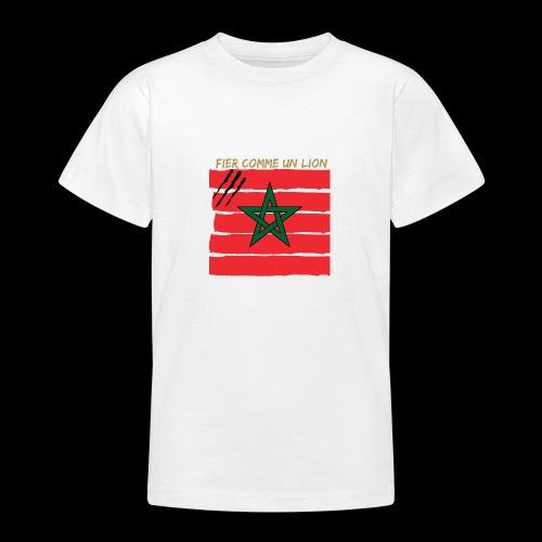 maroc - T-shirt Ado