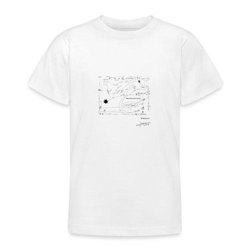 Recherche de vie By Joaquin - T-shirt Ado