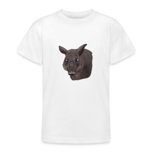 Tapir Portrait - Teenager T-Shirt