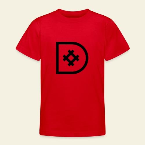 Icona de #ildazioètratto - Maglietta per ragazzi