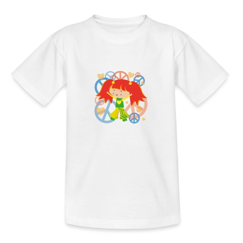 Happy Meitlis - Be Happy - Teenager T-Shirt
