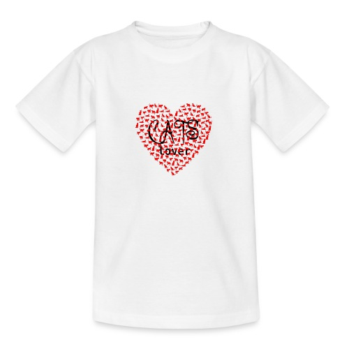 cats lover - Teenager T-Shirt