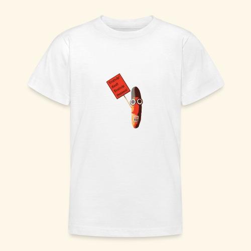 Kauft deutsche Bananen - Teenager T-Shirt