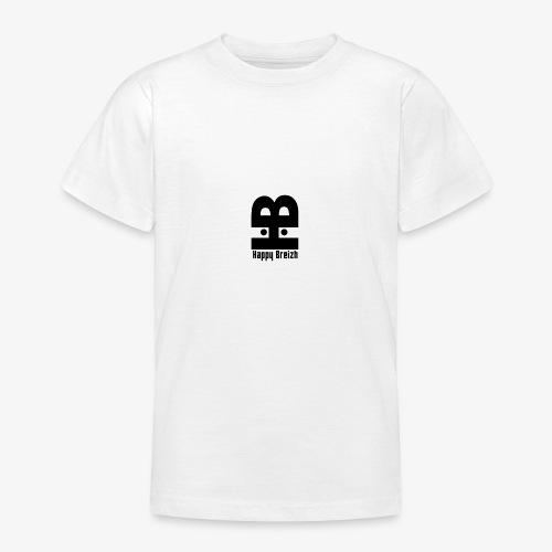 happy breizh logo - T-shirt Ado