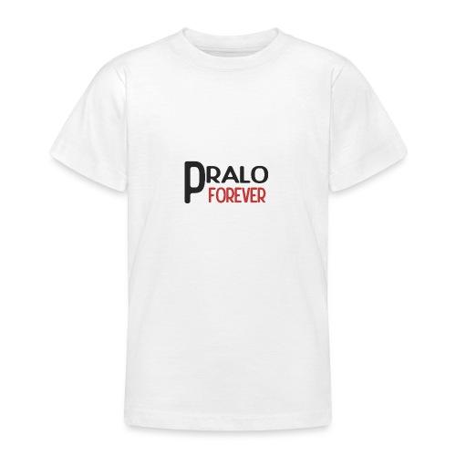 pralo forever noir et rouge - T-shirt Ado