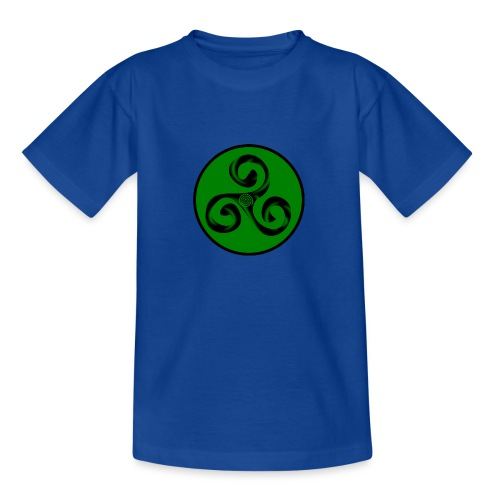 Triskel and Spiral - Camiseta adolescente