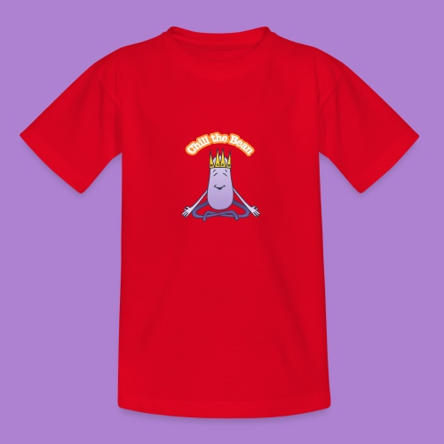 Chill the Bean - Teenage T-Shirt