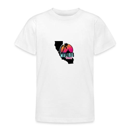 Malibu sunset - T-shirt Ado