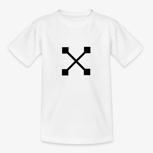 X BLK - Teenager T-Shirt