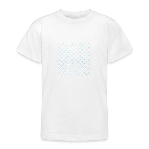 Mermaid scales - T-shirt Ado