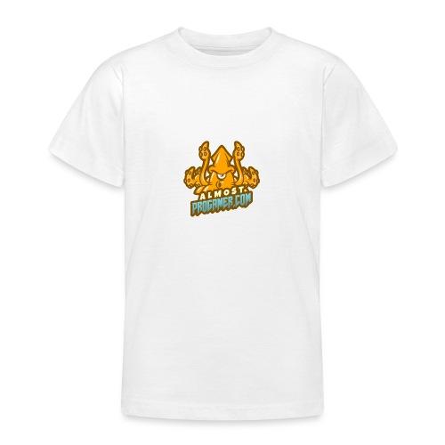 gaming logo maker featuring a squid monster 1847f - Maglietta per ragazzi