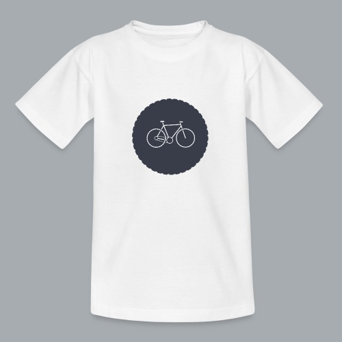 Bike Circle - Teenager T-Shirt