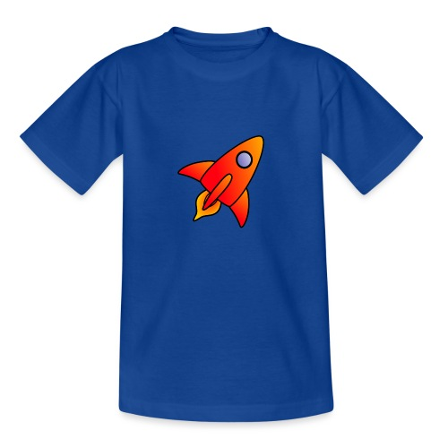 Red Rocket - Teenage T-Shirt