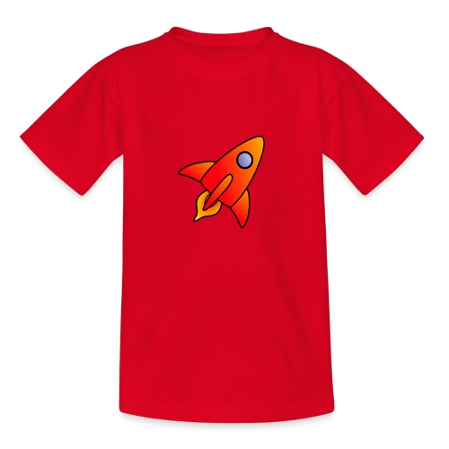 Red Rocket - Teenage T-Shirt