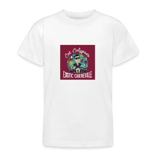 01_CAT CALYPSO 1 - Teenager T-Shirt