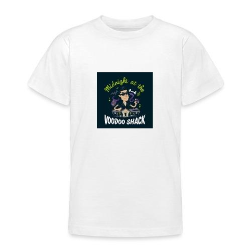 voodooBLACK - Teenager T-Shirt