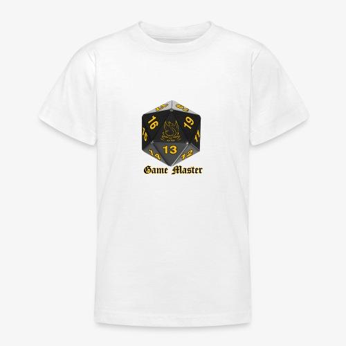 Game master yellow - T-shirt Ado