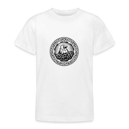 Adler Mandala Eagle - Teenager T-Shirt