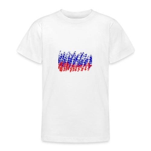 RUSSLAND - Teenager T-Shirt