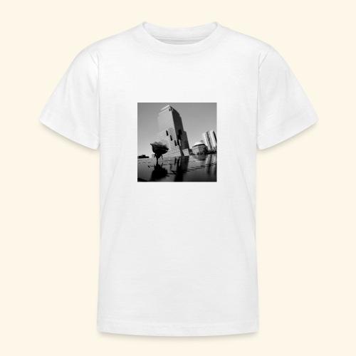 Rosa del ricordo - Maglietta per ragazzi