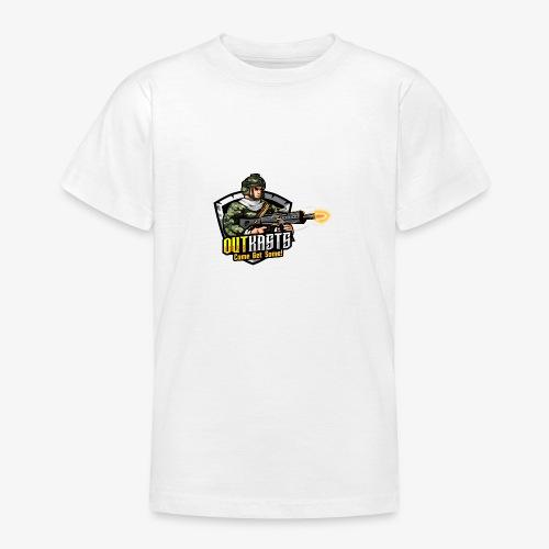 OutKasts [OKT] Logo 2 - Teenage T-Shirt