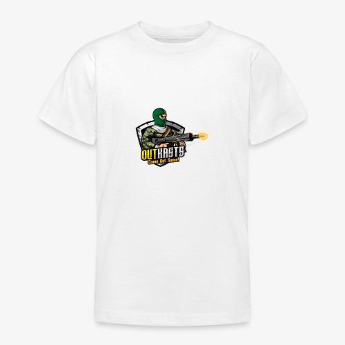 OutKasts [OKT] Logo 1 - Teenage T-Shirt