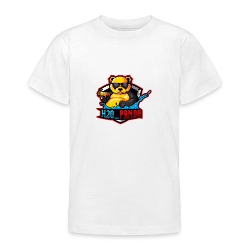 Pandas Loga - T-shirt tonåring