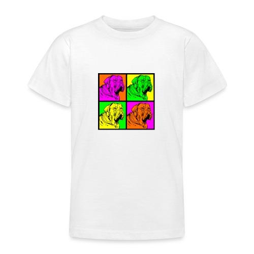 Bouledogue Anglais Couleur - T-shirt Ado