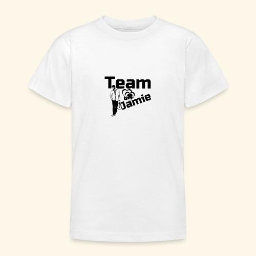 Team Jamie - Teenage T-Shirt