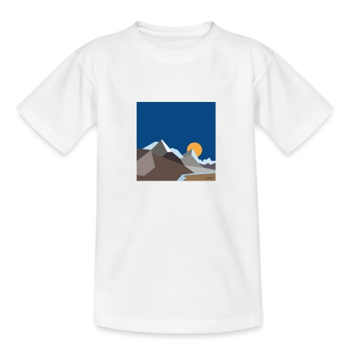 Himalayas - Teenage T-Shirt