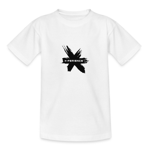 x-perience - Das neue Logo - Teenager T-Shirt