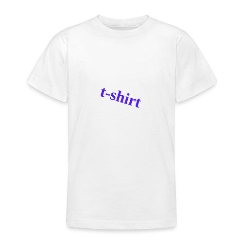 Hemd - Teenager T-Shirt