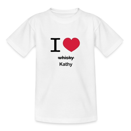 ilovekathy - Teenager T-shirt