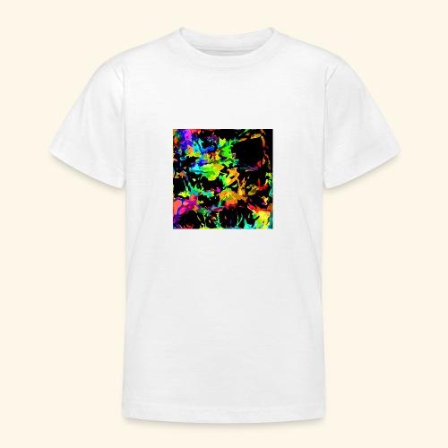 Fiamme colorate - Maglietta per ragazzi