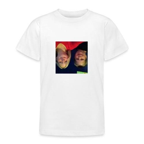 Gammelt logo - Teenager-T-shirt