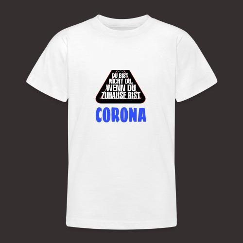 Corona - Teenager T-Shirt