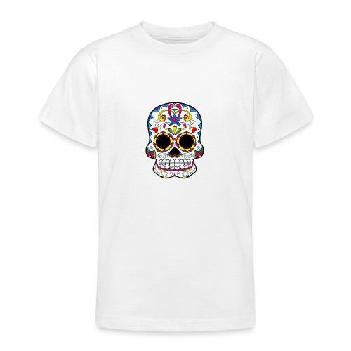 skull7 - Maglietta per ragazzi