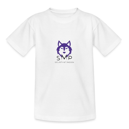 Security mit Passion Merchandise - Teenager T-Shirt