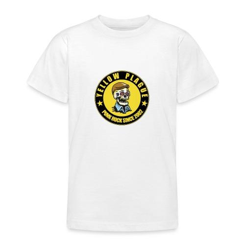 New logo - Nuorten t-paita