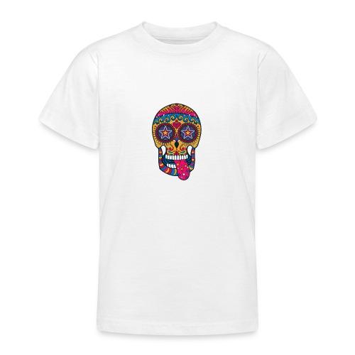 Mexican Skull - Maglietta per ragazzi