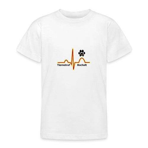 Tiernotruf Bocholt - Teenager T-Shirt
